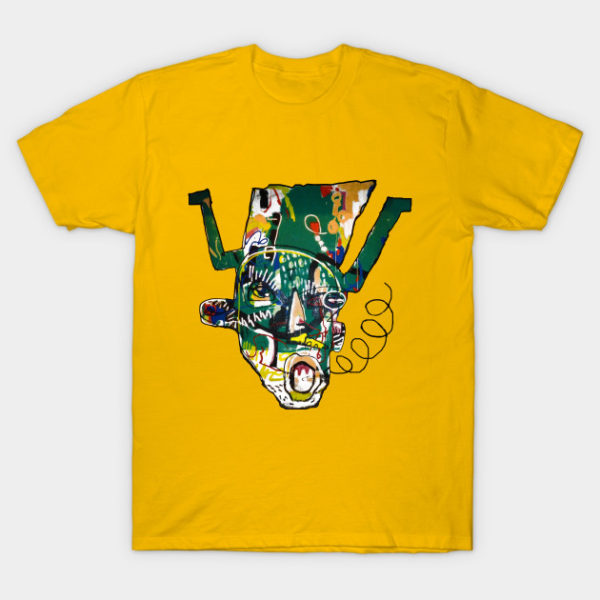 Yellow King T-Shirt