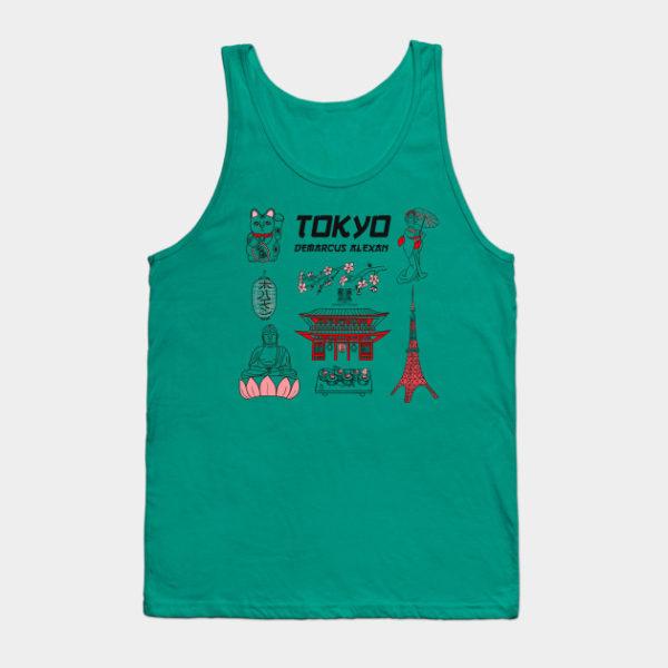 Tokyo Life Tanktop