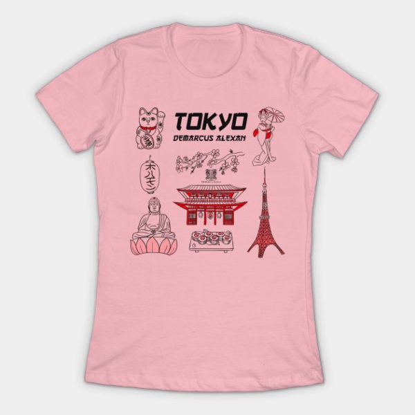 Tokyo Life Tee