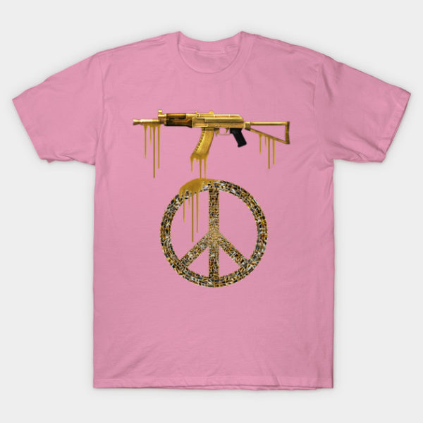Piece for Peace Pink Tee
