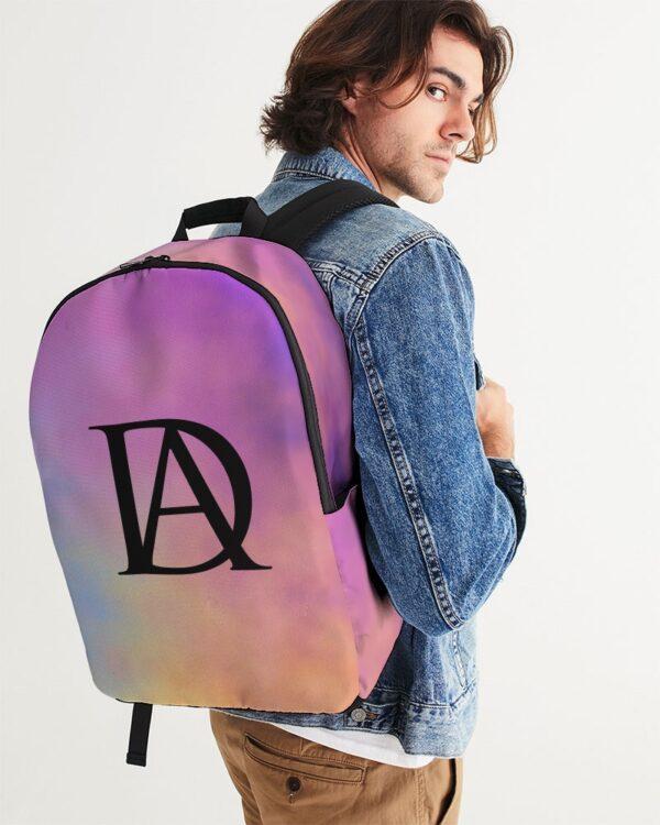 DeMarcus Alexan Nebula Logo Backpack